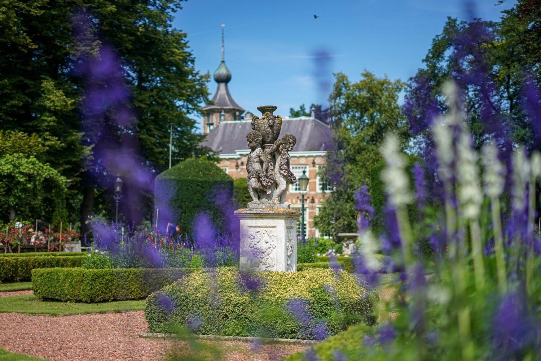 Het Gezinsleven - Uitstapjes - Bezienswaardigheden - De mooiste bezienswaardigheden in Brabant - Castle Bouvigne Breda, de kasteeltuinen