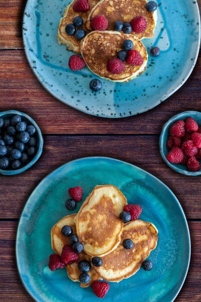 Het Gezinsleven - Lifestyle - Koken en recepten - Bananenpannenkoek - Geserveerd voor 2 personen