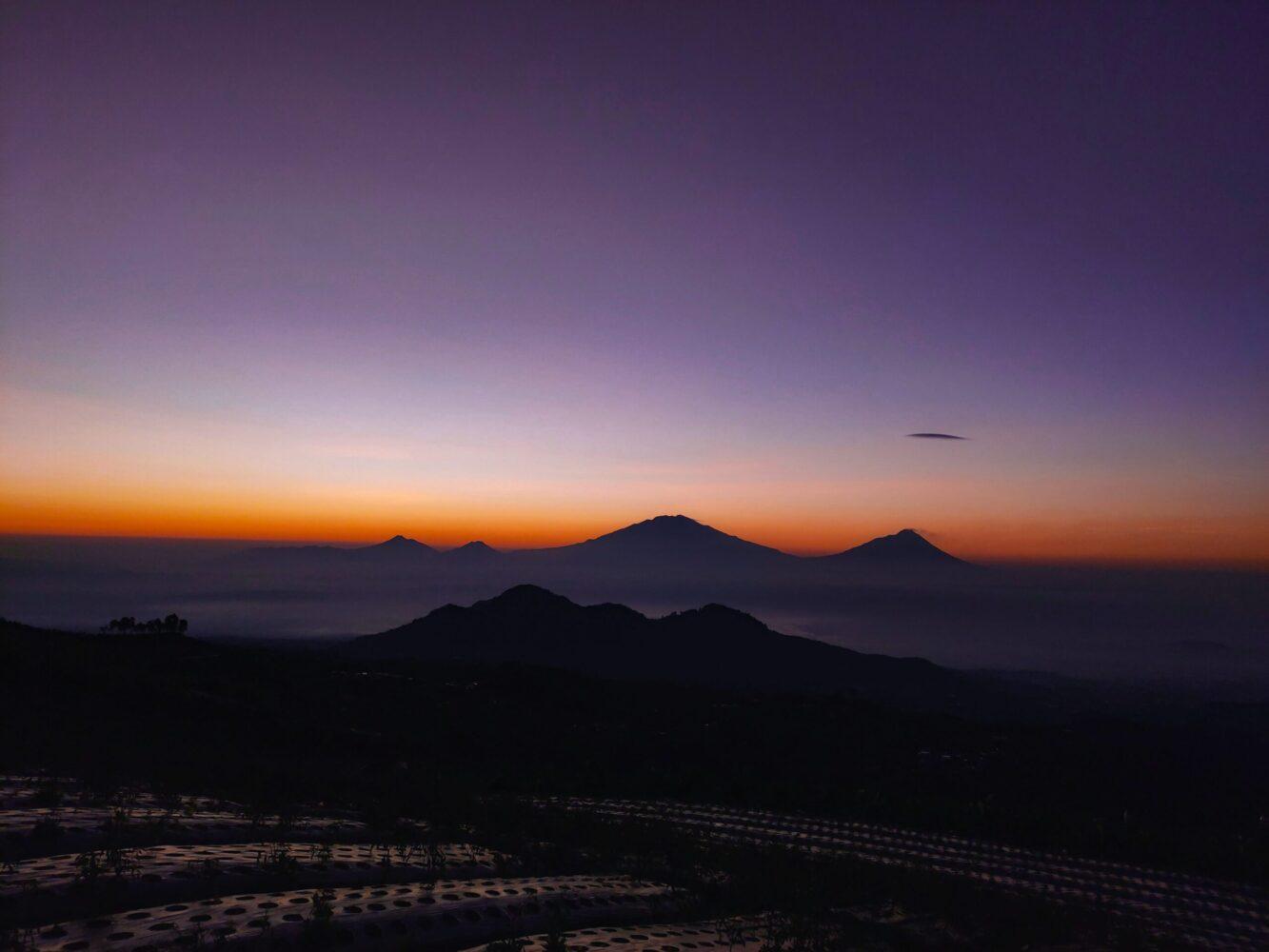 Het Gezinsleven - Vakanties - Verre Reizen - De mooiste plekken in Indonesië - Merapi op Java