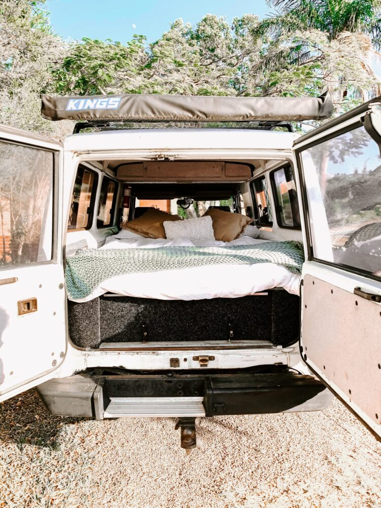 Het Gezinsleven - Vakantie - Autovakantie - 10 tips voor als je voor het eerst gaat kamperen - Je bed tijdens een kampeertocht