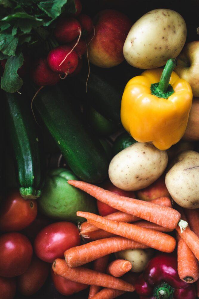 Het Gezinsleven - Lifestyle - Koken en recepten - 2 Gemakkelijke soepen - Verse groente voor in de soep