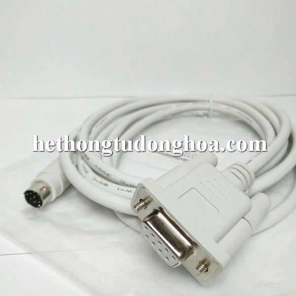 cáp kết nối màn hình tk6070 plc delta