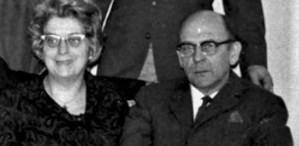 Johan Herman Ubbink en echtgenote