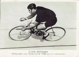 Chris Kropman - NK sprint 1943