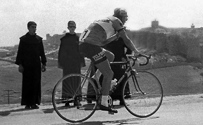 Jan Janssen in de Vuelta 1967
