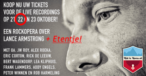 Opnames + etentje St Willebrord Sessions II @ Theater Walhalla | Rotterdam | Zuid-Holland | Nederland