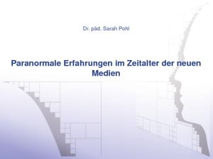 thumbnail of 12 Sarah Pohl – Paranormale Erfahrungen