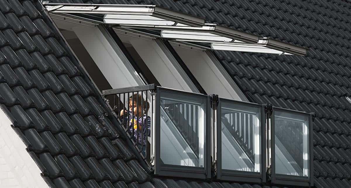 Zolder inrichten ideen en voorbeelden Slaapkamer met dakkapel