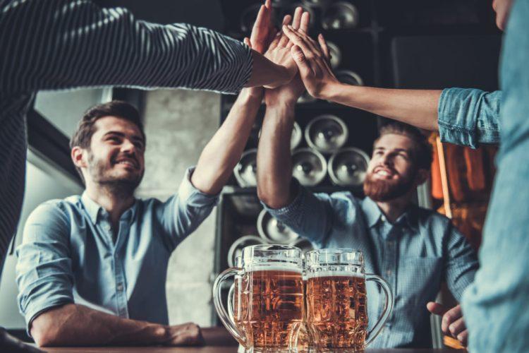 High Beer voor 18.00 bij De Gulzige Kater