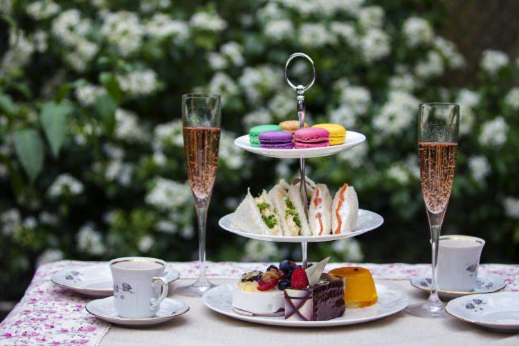 High Tea bij Brasserie SPH Hotel Schimmelpenninck Huys