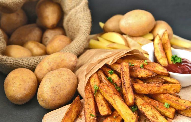 Korting friet bij De Frietbakkerie