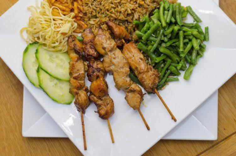 All you can eat bij Surinaams Eetcafé Ken