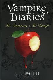 vampire diaries boek
