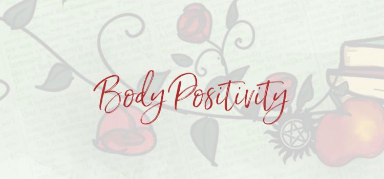Bodypositvity en hoe ik mezelf zie