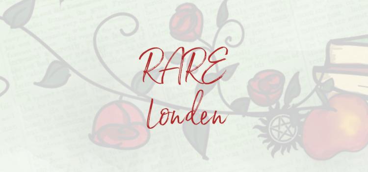 RARE Londen part 2