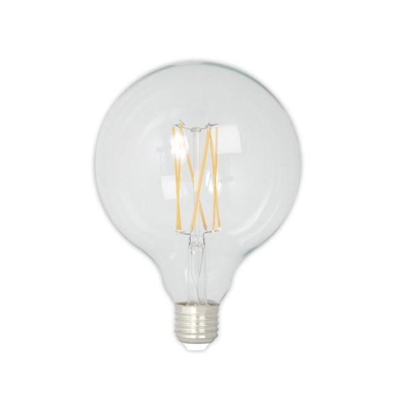 Calex LED 125mm 4W 230V E27 2300K Clear 425474