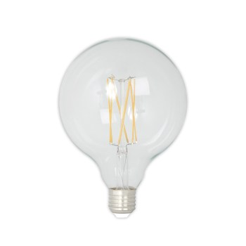 Calex LED 125mm 4W 230V E27 2300K Clear 425474