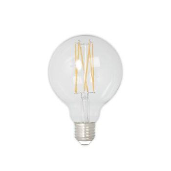 Calex LED 80mm 4W 230V E27 2300K Clear 425450
