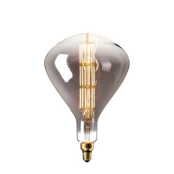 Calex XXL Sydney LED 8W E27 Titanium 2200K 425926