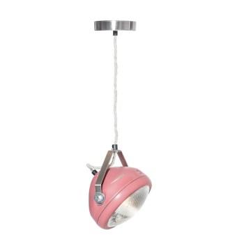 No.5 Hanglamp vintage koplamp marsala