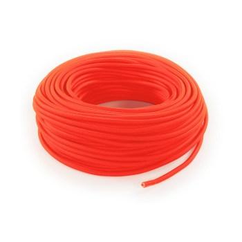 neon oranje strijkijzersnoer
