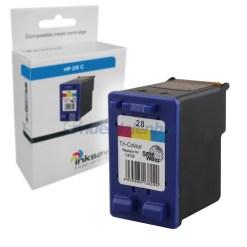 Inksave HP 28C Inktcartridge