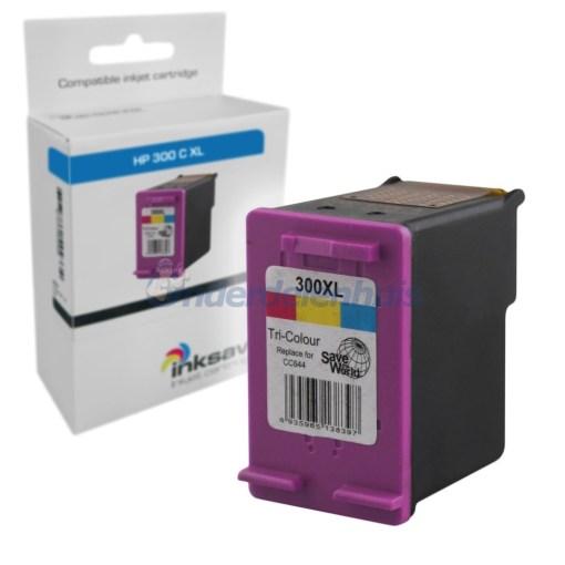 Inkt HP 300C Inktpatroon Inktcartridge Inksave