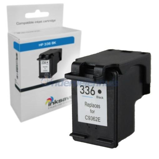 Inkt Inktpatroon HP 336 BK
