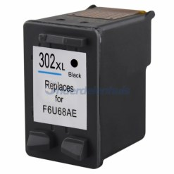 HP 302 Zwart Inkt cartridge Inktpatroon Inkt Inksave