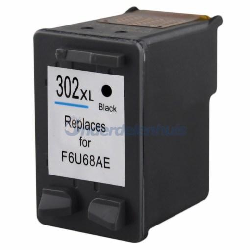 HP 302 Zwart Inkt cartridge Inktpatroon Inkt Inksave