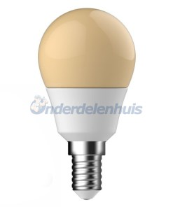 LED kogel flame E14