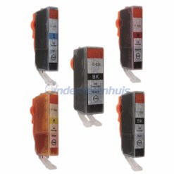 Inksave Multipack 525 526 Inkt Inktpatroon Canon