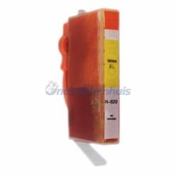 Inksave HP Inkt cartridge 920Y Geel Inkt Inktpatroon