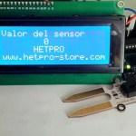 Arduino Octopus  LCD I2C 20×4
