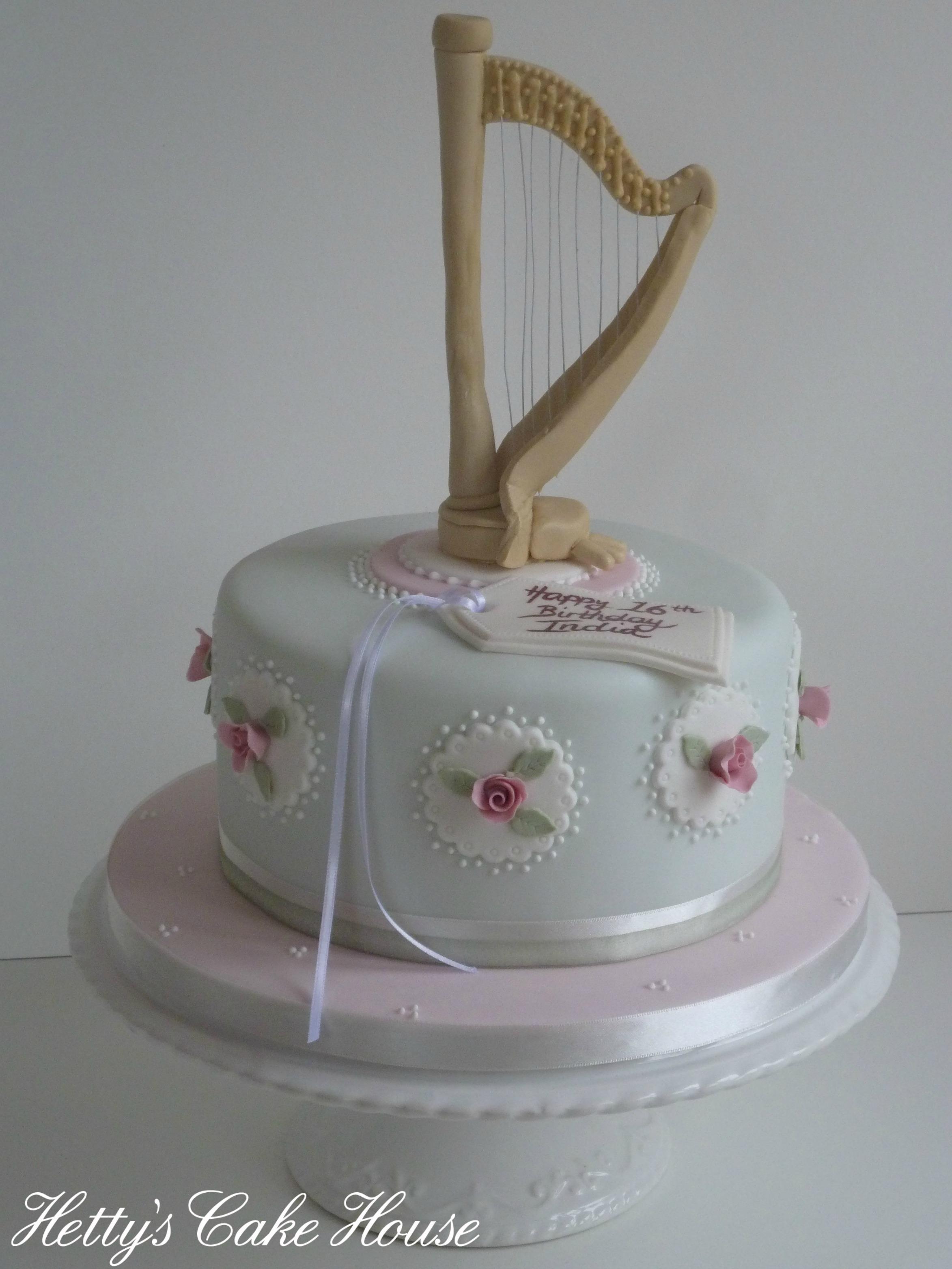 Celebration Cakes Hettys Cake House