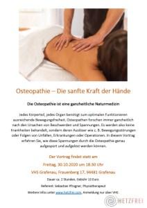 Osteopathie VHS Grafenau