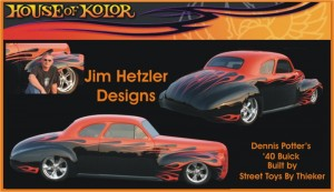 House of Kolor Prestigious Painter Award