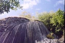 Š.K.: Kamenný vodopád pod Šomoškou