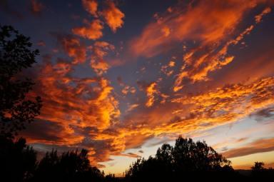 observer le coucher de soleil