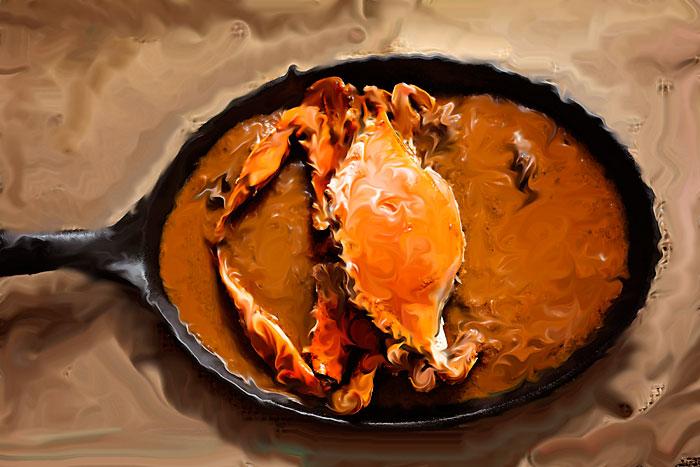Crabs Of Malvan Malvani Kurlya Rassa Heuristic Kitchens