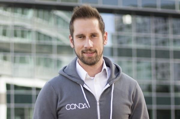 Conda founder Daniel Horak.