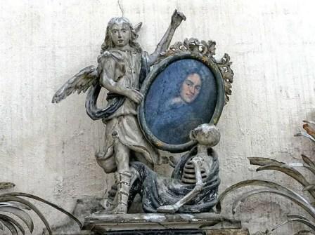 Figuren Wenzelskirche