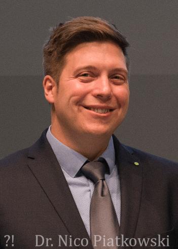 Dr. Nico Piatkowski - Foto: TU Dortmund/M. Hengesbach