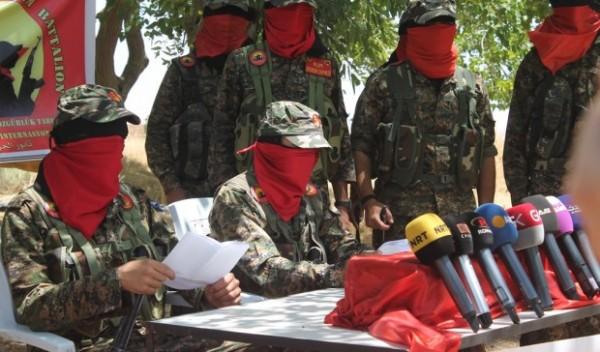 Заявление Интернационального батальона Свободы