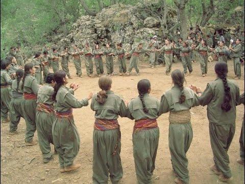 Партизанки YJA-Star, фото с сайта isyandan.org