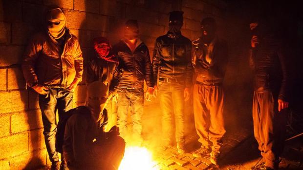 Курдская молодёжь