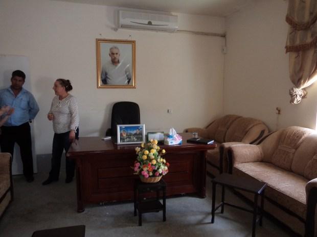 В муниципалитете Махмура