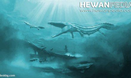 4 Makluk Purba Penguasa Lautan