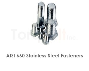 ASTM A638 Grade 660 stainless steel Fasteners | Bolts|Push