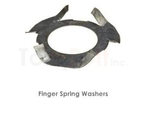 Finger Spring Washers